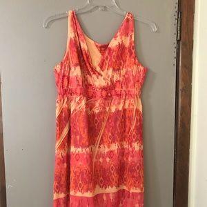 Jane Ashley sun dress